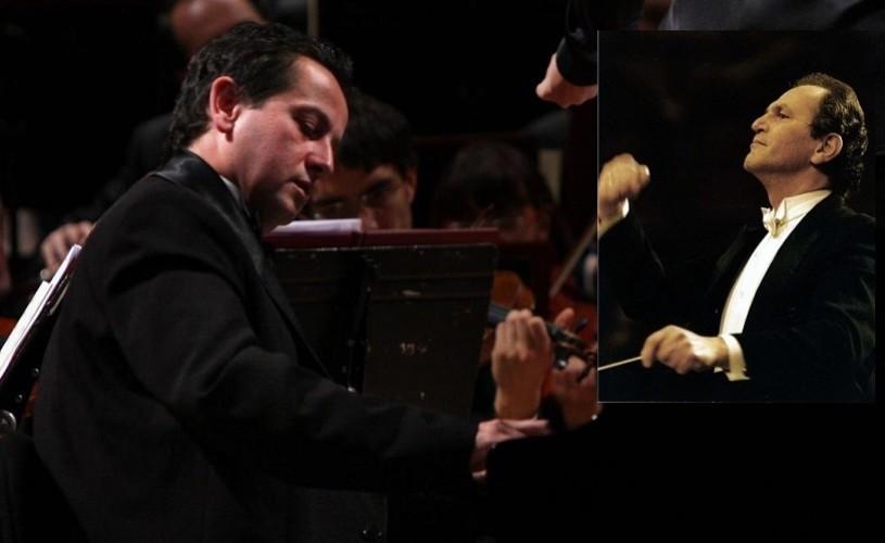 Cristian Mandeal, la pupitrul Orchestrei Naționale Radio