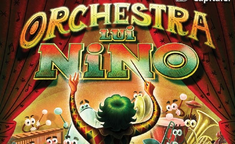 """Trei premiere la Opera Comică pentru Copii: """"Orchestra lui Nino"""", """"Crai Nou"""" și """"Caragiale pentru copii"""""""