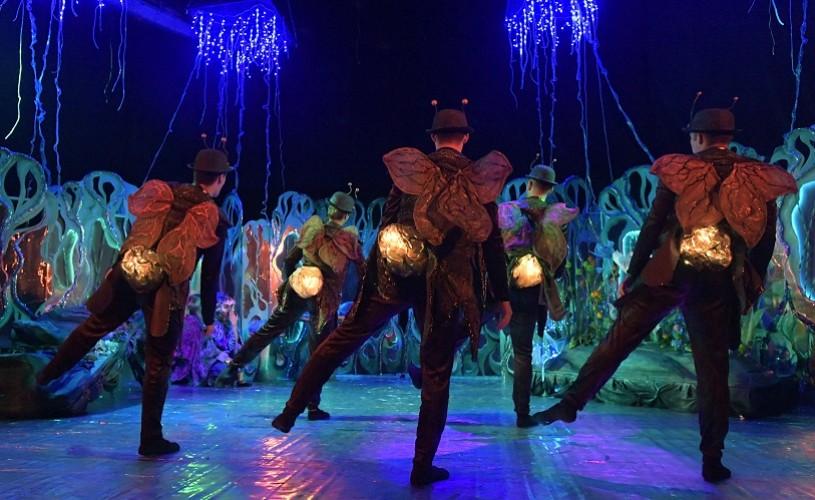 """""""Lampio și grăuntele de lumină"""" revine la Palatul copiilor pe 27 ianuarie"""