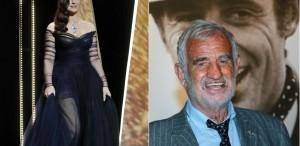 Monica Bellucci şi Jean-Paul Belmondo, trofee onorifice la Premiile Lumière
