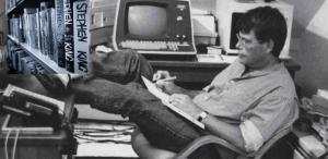 Manuscrise ale scriitorului Stephen King, distruse într-o inundaţie