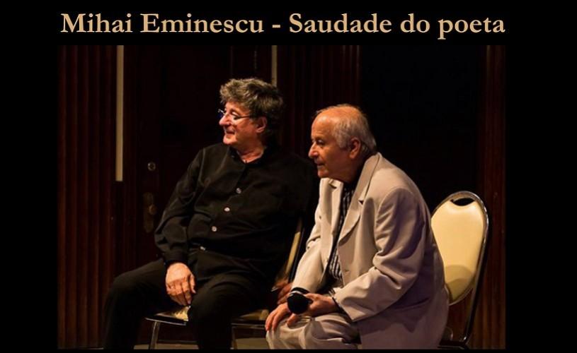 """""""Dor de Eminescu"""". Poezie, teatru & muzică"""