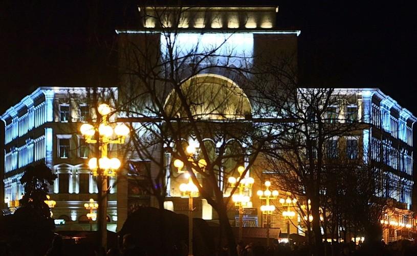 Eminescu. Spectacol propus de Teatrul Național Timișoara și Opera Națională Română