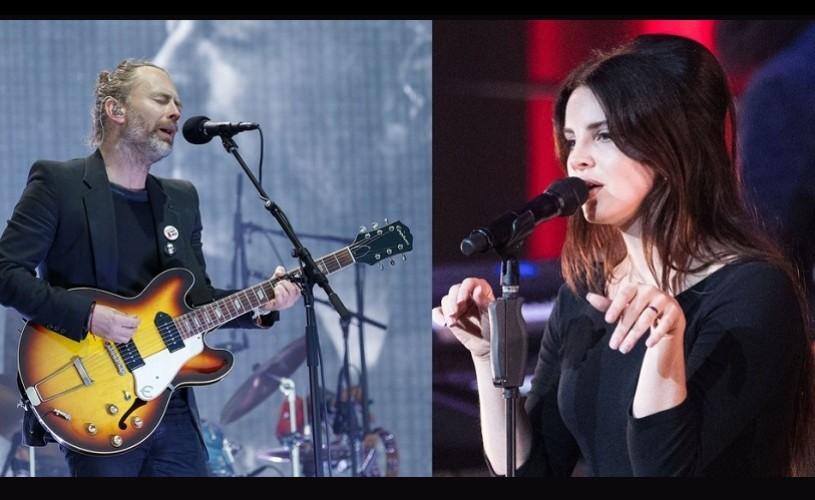 """Lana Del Rey, acuzată de Radiohead că a plagiat piesa """"Creep"""""""