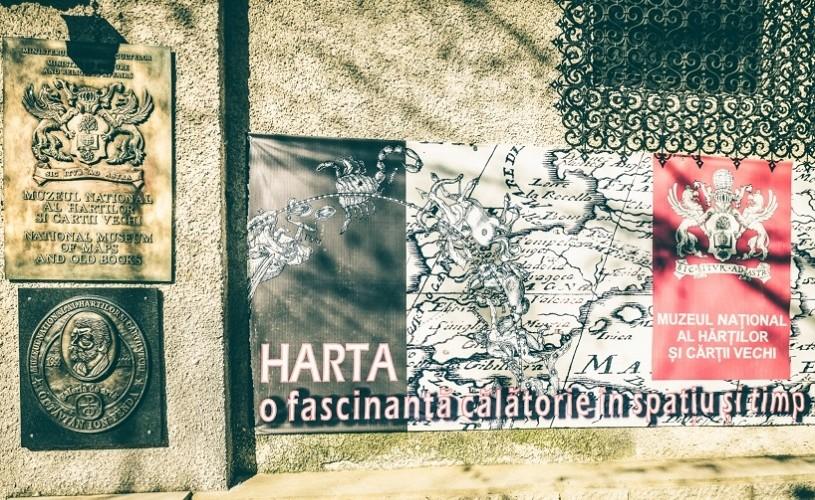 """A fost lansată aplicaţia """"Muzeul Hărţilor – Lumea pe hartă"""""""