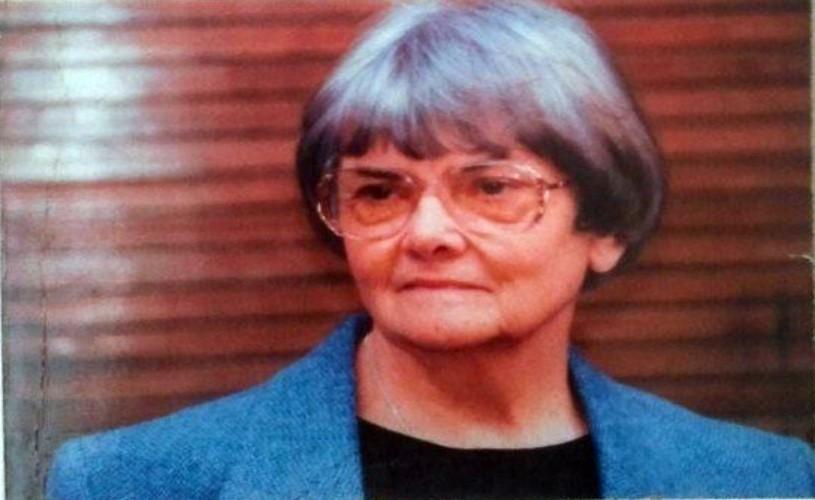"""Un intelectual """"cumpărat"""" din Occident în 1962: Sanda Stolojan"""