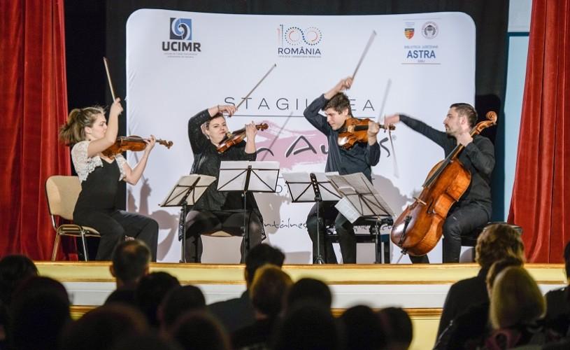 Solartis Quartet, muzica boemă a unei povești istorice