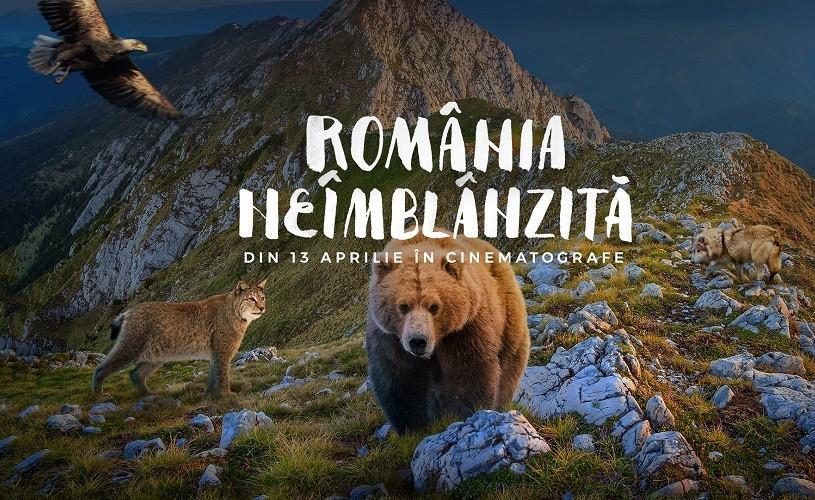 România neîmblânzită, din 13 aprilie în cinematografe