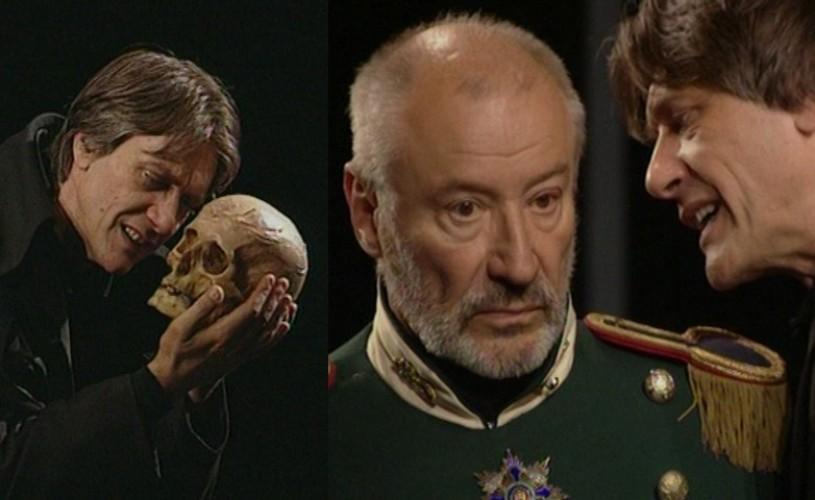 Hamlet, în două variante, la TVR