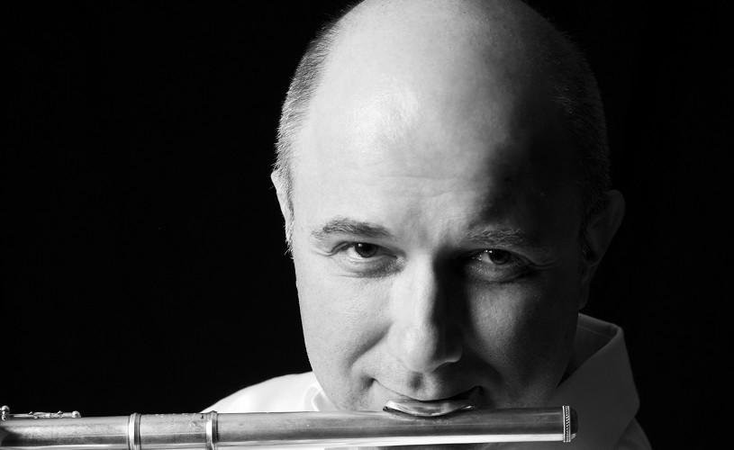 Flautistul Ion Bogdan Ștefănescu, în concert la Sala Radio