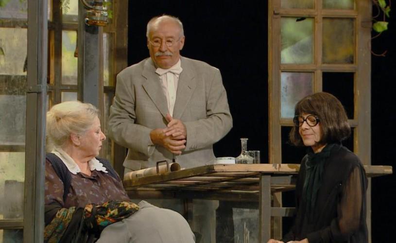 """""""Unchiul Vanea"""", în regia lui Yury Kordonsky, la TVR – La mulți ani, Victor Rebengiuc!"""