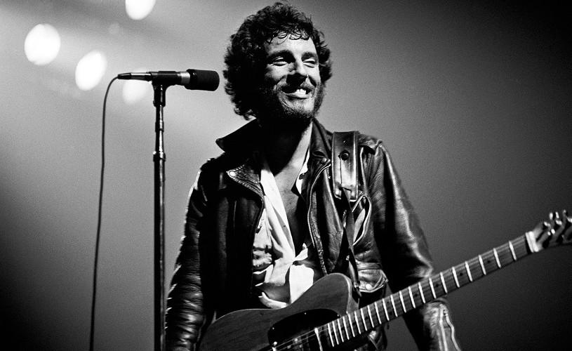 Autobiografia unei legende rock: Bruce Springsteen