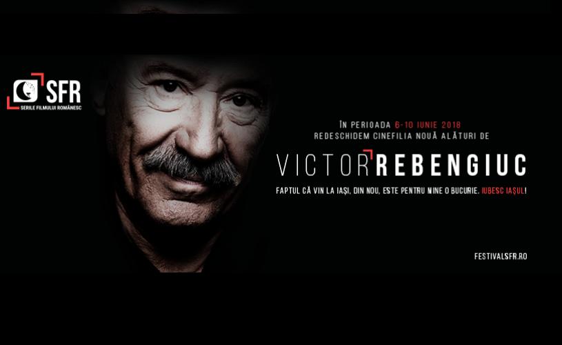 Victor Rebengiuc, invitatul special al Serilor Filmului Românesc