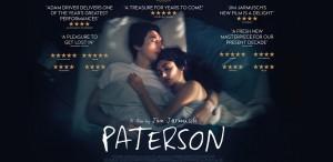 Un volum de poezie ține loc de bilet la filmul Paterson. De Valentine's Day