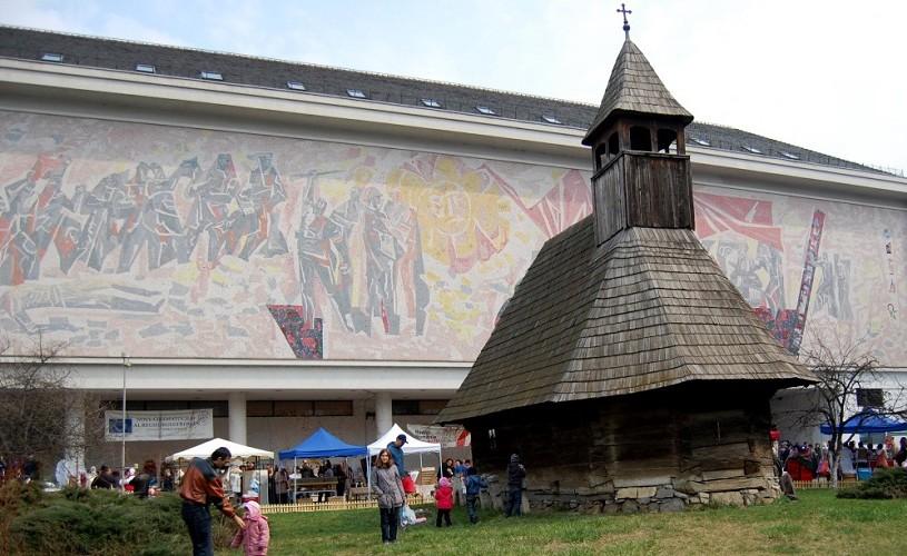 Târgul Mărţişorului, la Muzeul Naţional al Ţăranului Român (24 februarie – 1 martie)