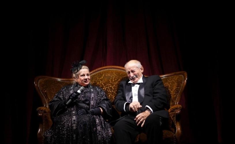 """Victor Rebengiuc: """"În casă nu vorbim despre teatru sau roluri"""""""