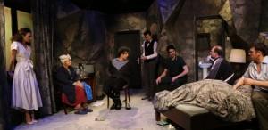 20 de minute cu îngerul, de Aleksandr Vampilov, în regia lui Felix Alexa, la Teatrul de Comedie