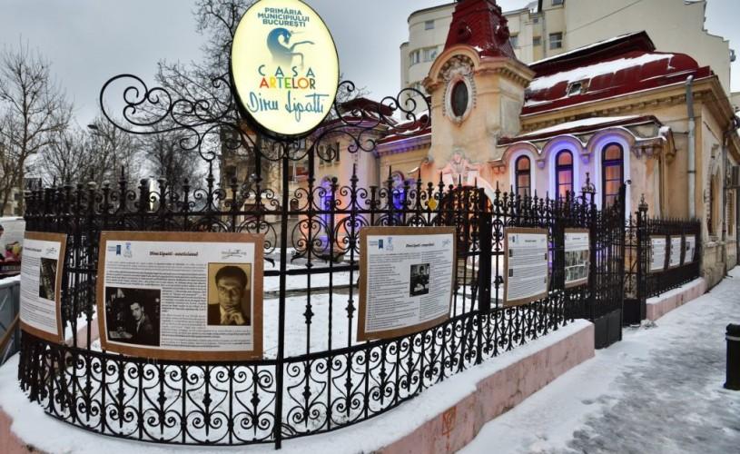 """Casa memorială """"Dinu Lipatti"""", în circuitul cultural al Capitalei"""