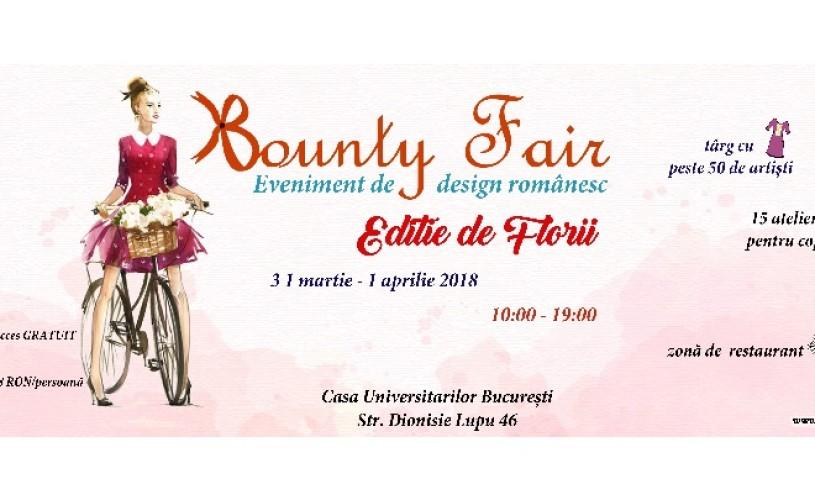 Creații lucrate manual, la Bounty Fair #33