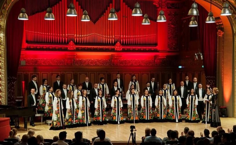 Corul Madrigal, concert de Paște la Ateneul Român