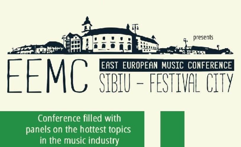 East European Music Conference 2018, locul de întâlnire al industriei muzicale românești cu marii operatori europeni
