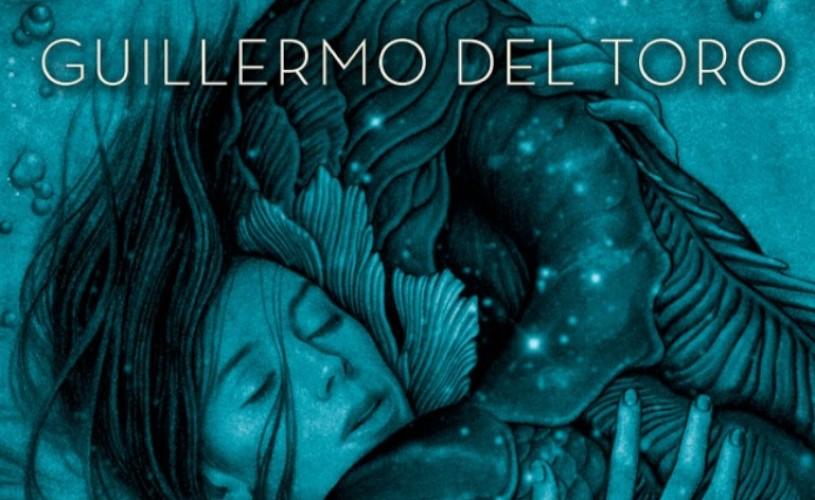 Forma apei, de Guillermo del Toro și Daniel Kraus, în librării
