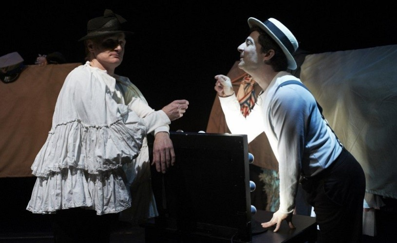 Schneider și Schuster, de Ziua Mondială a Teatrului