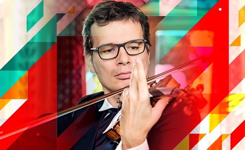 Recital Alexandru Tomescu la mall. Ziua Radio Romania Muzical