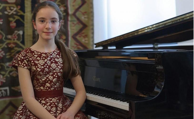 Eva Garet – unul din cele mai frumoase talente pecare le are ţara noastră