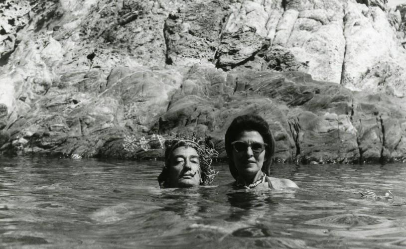 Ipostaze ale feminității: Gala Dalí