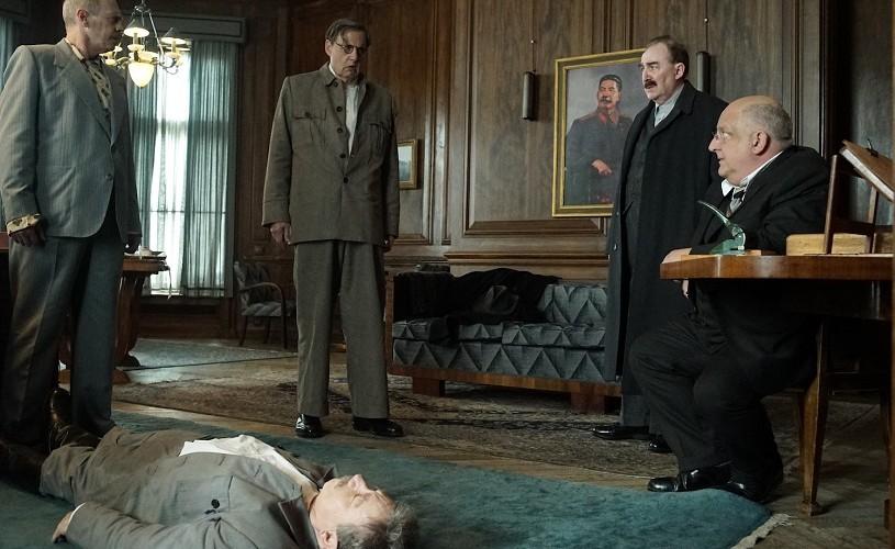 Moartea tovarășului Stalin