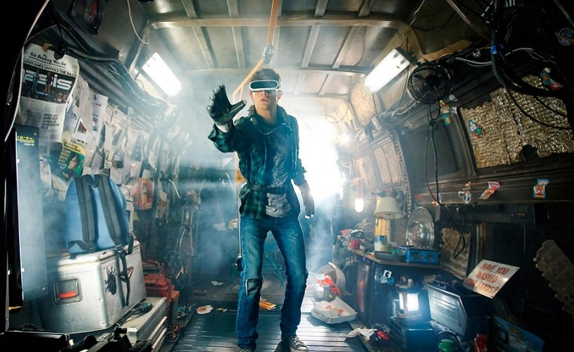 Ready Player One, cartea-fenomen a lui Ernest Cline, este ecranizată de Steven Spielberg