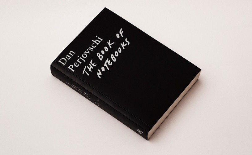 Dan Perjovschi. The Book of Notebooks / Cartea carnetelor la Muzeul Belvedere 21 din Viena