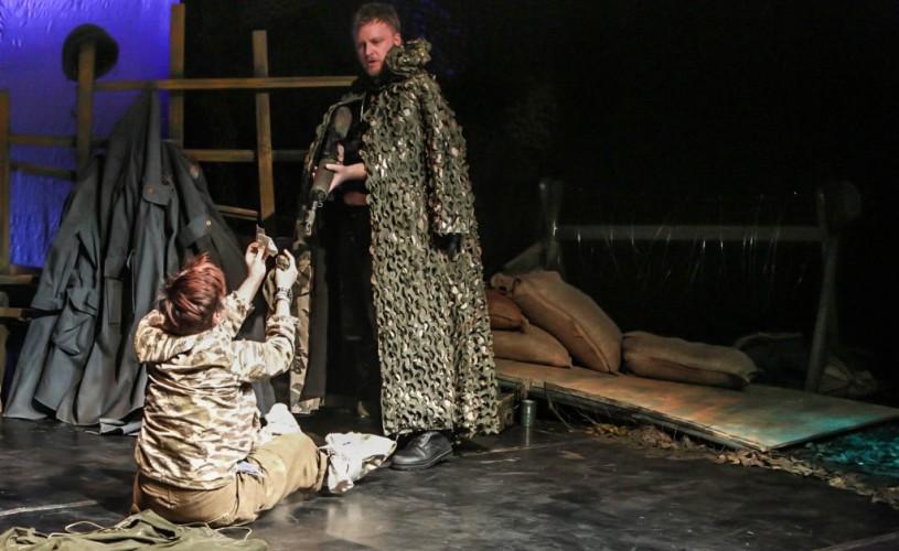 PIELE ȘI CER, în regia lui Radu Ghilaș, la Teatrul Național Iași