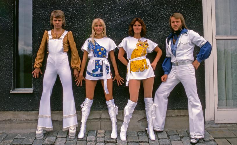 ABBA s-a reunit după 35 de ani