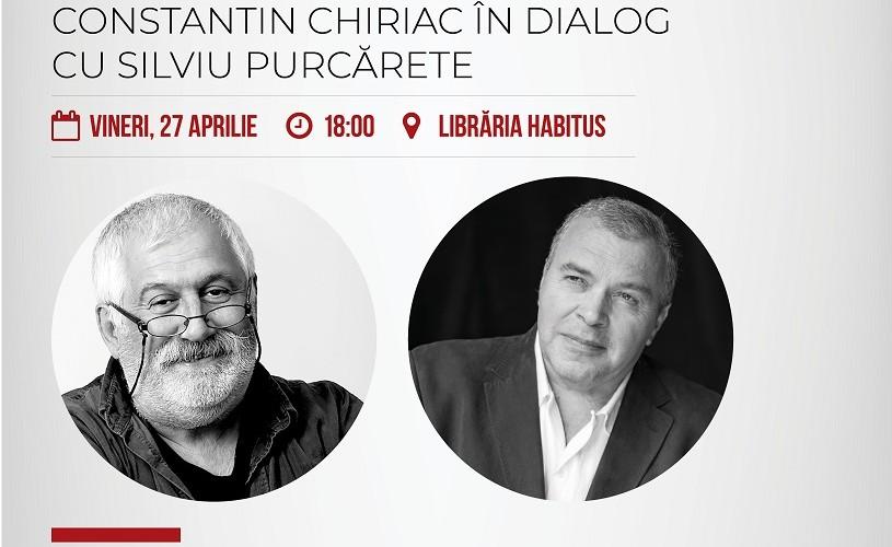Regal la conferințele FITS:Constantin Chiriac în dialog cu Silviu Purcărete