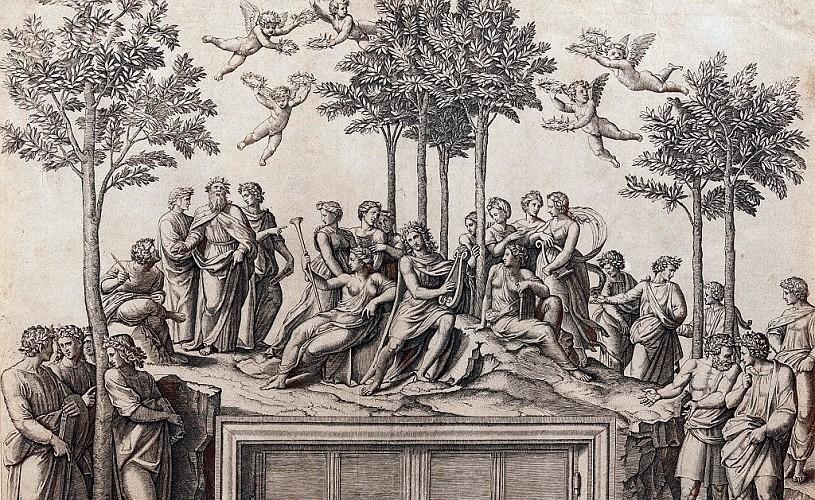 """MNAR prezintă """"Invenit / sculpsit. Gravura italiană din secolele XV-XVI"""""""