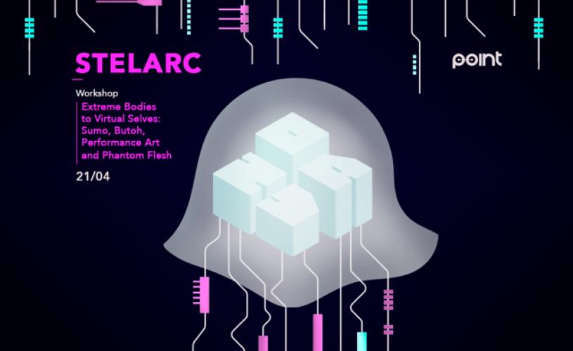 STELARC vine la NOVA, festivalul de noi tehnologii în artele performative