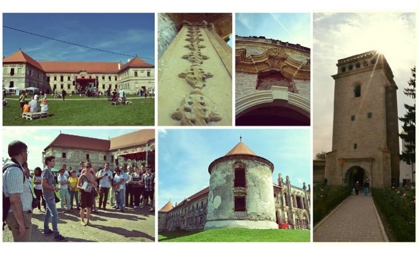 """""""Castle Break"""" – tururile castelelor şi conacelor mai puţin cunoscute, din 3 aprilie"""