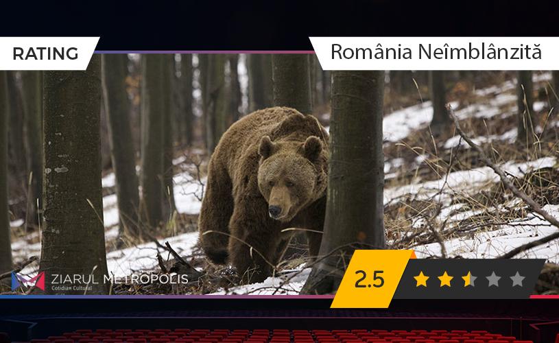 """""""România neîmblânzită"""". În natură"""