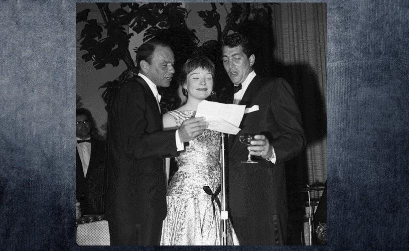 Shirley MacLaine, 84!