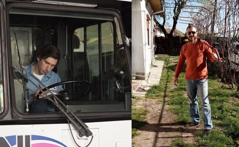 Meșterul. POVEȘTILE lui DEDE's (din autobuz)