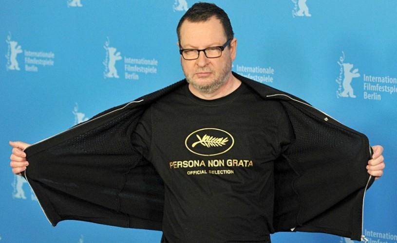 """Lars von Trier revine la Cannes, """"în afara competiţiei """""""