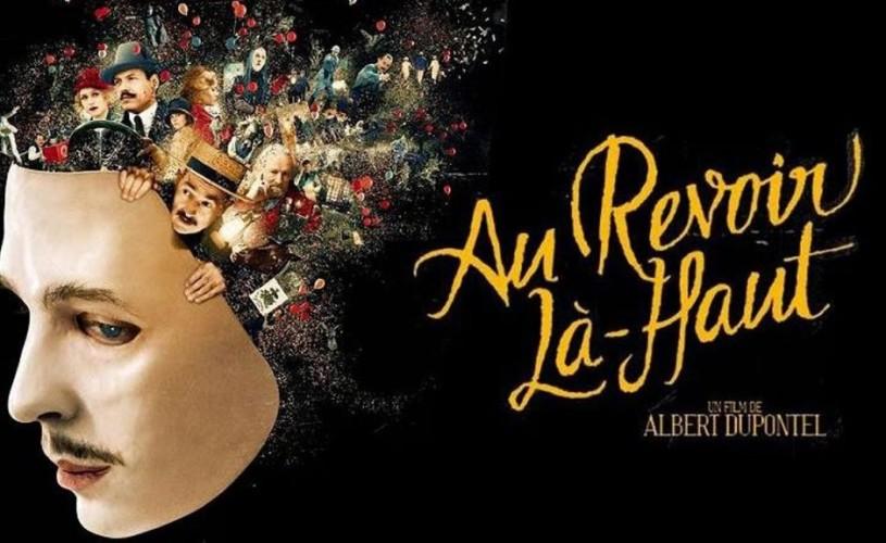 """""""Au revoir là-haut"""" deschideFestivalul Filmului European"""