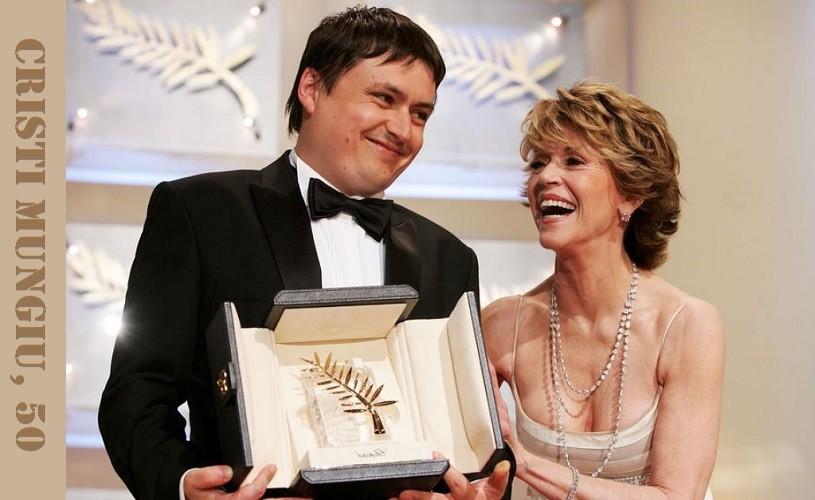 4 lungmetraje, 5 premii la Cannes și un Palme d'Or. Sau Cristian Mungiu, la 50 de ani