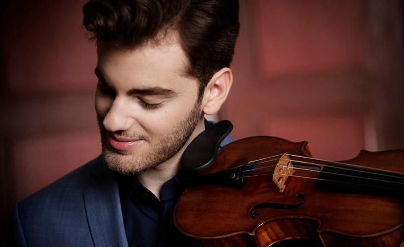 Sclipitorul violinist Emmanuel Tjeknavorian la București!