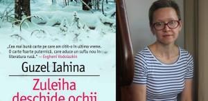 Guzel Iahina la București: lansare de carte & sesiune de autografe