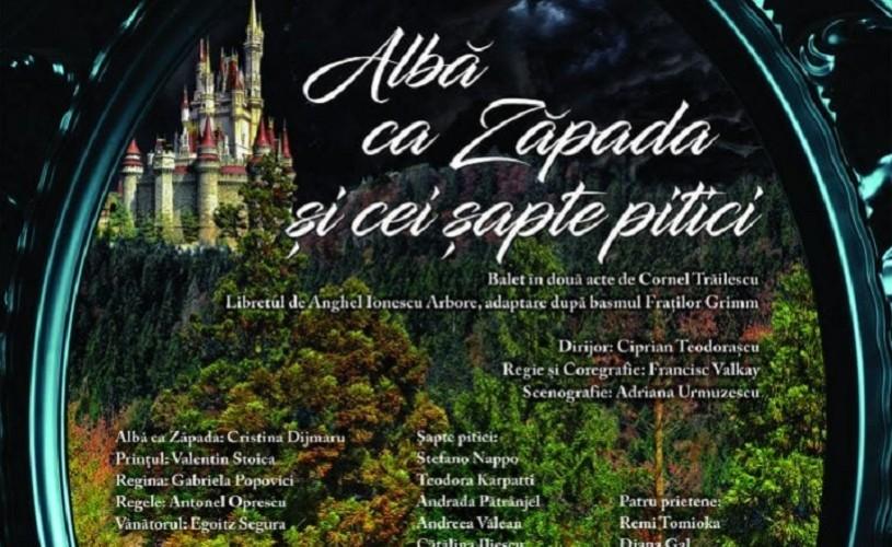 Opera Națională București dedică ziua de 1 IUNIE copiilor
