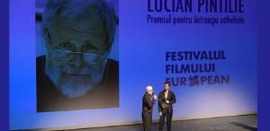 Lucian Pintilie,premiat la Festivalul Filmului European