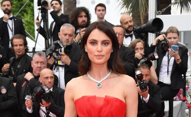 Catrinel Marlon (Menghia), ambasador Chopard la Festivalul de Film de la Cannes 2018